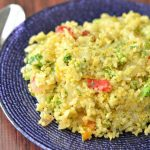 Broccoli Quinoa Fried Rice