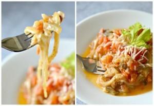 how to make eggplant noodles