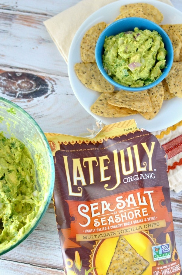 Seriously The Best Homemade Guacamole Recipe