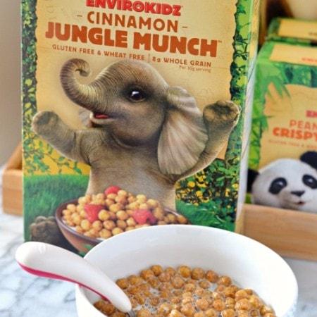 EnviroKidz Organic Non-GMO snacks from Nature's Path for Kids | Win a trip #EnviroTripz