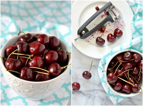 Know Your Produce Cherries