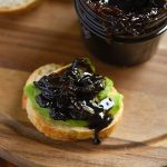 Sweet Balsamic Onion Relish, great for sandwiches and appetizers