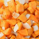 Roasted Butternut Squash Recipe + Hefty Thanksgiving Meal Planning Tips