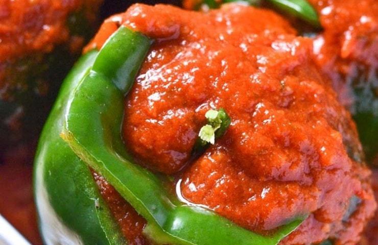 Simple Stuffed Peppers Recipe