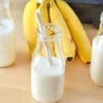 Yogurt Smoothie Recipe Creamy Banana Vanilla - Great breakfast addition!
