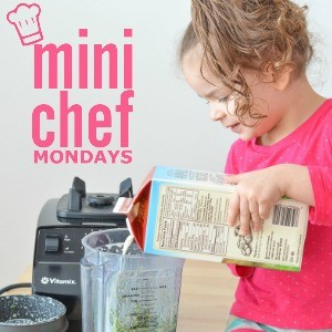 mini chef mondays