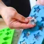 Blueberry Lemonade Ice Cubes Recipe
