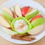 Yogurt Dip For Apples