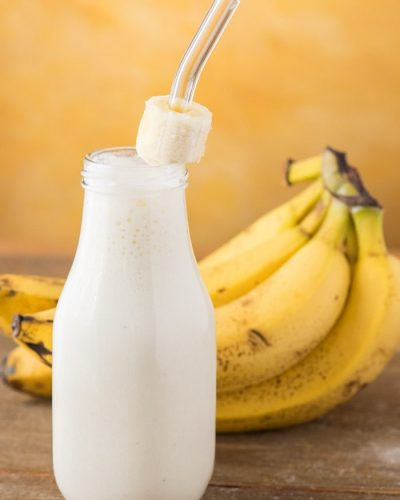 banana smoothie with yogurt know your produce