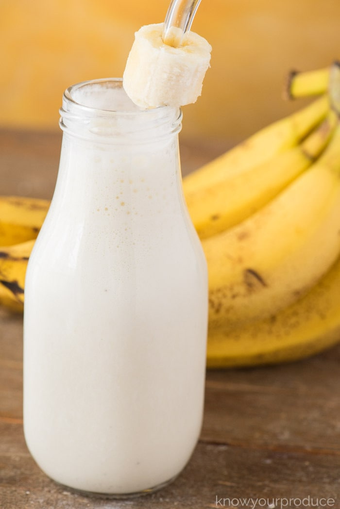 best banana smoothie