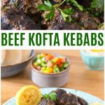 Beef Kofta Kebabs Recipe