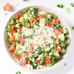 Shopska Salad – Shopska Salata