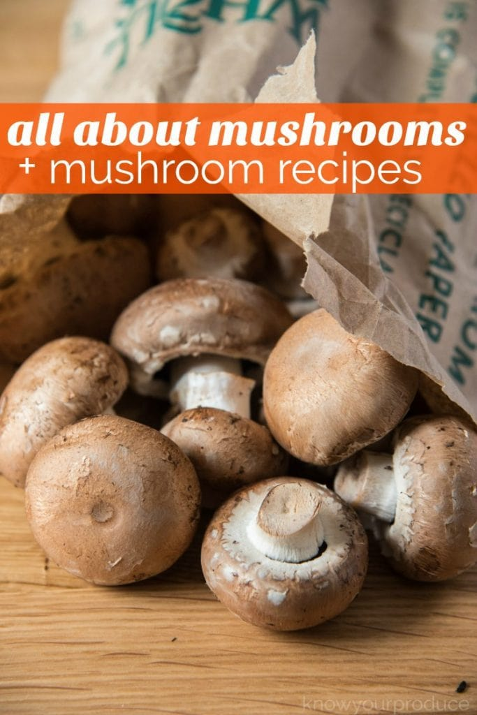 how to mushrooms