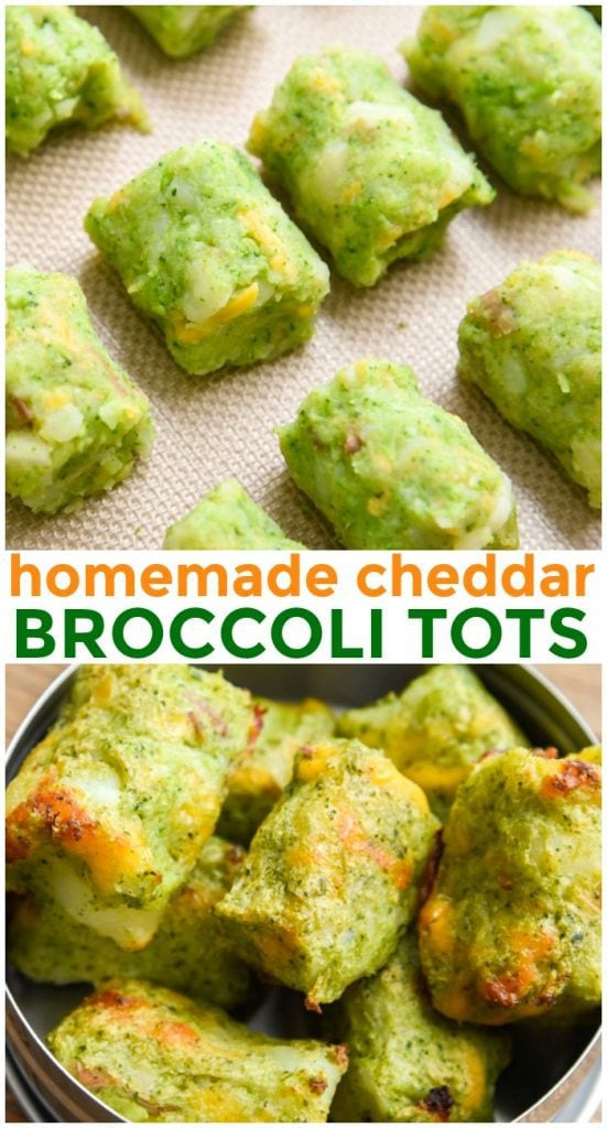 broccoli tots recipe