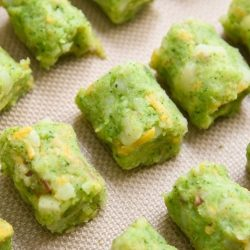 Cheddar Broccoli Tots