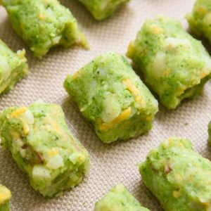 How to Make Broccoli Tots