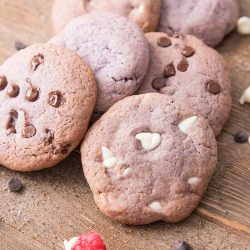 Raspberry Cookies – Natural Food Coloring
