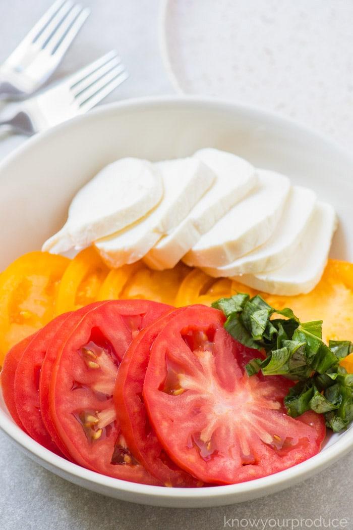 caprese salad recipe ingredients