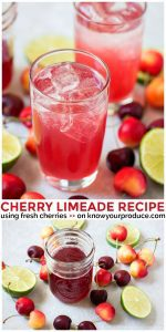 cherry limeade soda at home