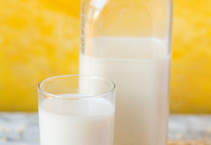 Oat Milk Recipe – How to Make Oat Milk