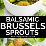 easy baslamic brussels sprouts