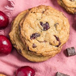 Cherry Chocolate Chip Cookies