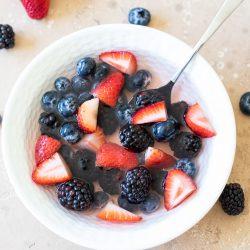 Nature's Cereal – TikTok Recipe